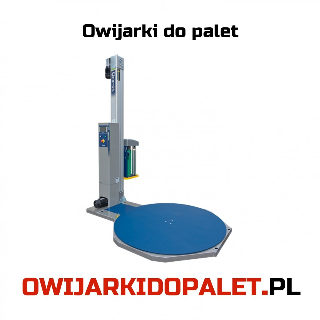 Owijarki do palet
